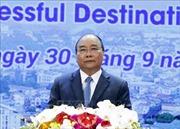 Thủ tướng Nguyễn Xuân Phúc: Cần xây dựng cơ chế liên kết kinh tế các tỉnh biên giới