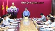 Hoàn thành sáp nhập thành phố Hạ Long và huyện Hoành Bồ trong năm 2019