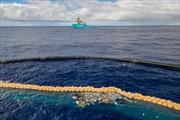 Tàu Maersk Launcher bắt đầu sứ mệnh dọn rác thải nhựa ở Đảo rác Thái Bình Dương