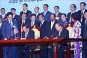 Thủ tướng Việt Nam - Campuchia đồng chủ trì Hội nghị tổng kết cắm mốc biên giới trên đất liền hai nước