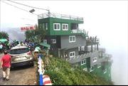 Đề nghị cải tạo tòa nhà ở Mã Pì Lèng thành điểm dừng chân an toàn