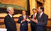 Thúc đẩy quan hệ hợp tác giữa Thành phố Hồ Chí Minh và UAE