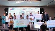 Ba startup vượt qua 'thử thách' doanh nghiệp đặt ra để giành giải nhất cuộc thi IoT Startup 2019