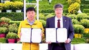 Việt Nam tham gia Triển lãm Nông nghiệp Quốc tế 2019 tại Hàn Quốc