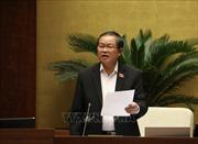 Kỳ họp thứ 8, Quốc hội khóa XIV: Thông cáo báo chí số 6