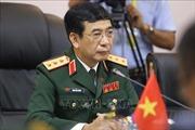 Hợp tác quốc phòng là trụ cột trong mối quan hệ đặc biệt Việt Nam - Campuchia