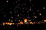 Thái Lan cấm thả đèn trời, khính khí cầu gần các sân bay trong dịp Lễ hội Hoa đăng