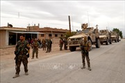 Tổng thống Thổ Nhĩ Kỳ chỉ trích Mỹ không thực hiện cam kết tại Syria