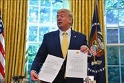 Tổng thống Mỹ muốn một 'thỏa thuận thích hợp' với Trung Quốc