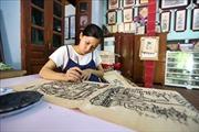 Bảo vệ, phát huy giá trị làng tranh Đông Hồ - Bài 2: Thăng trầm làng nghề