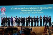 Hội nghị ADMM+ thảo luận 7 chủ đề hợp tác liên quan đến an ninh