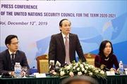 Việt Nam sẵn sàng cho vai trò Chủ tịch Hội đồng Bảo an Liên hợp quốc vào tháng 1/2020