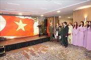 Lễ kỷ niệm 75 năm ngày thành lập Quân đội Nhân dân Việt Nam tại CH Séc