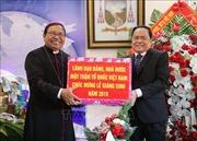 Đồng chí Trần Thanh Mẫn chúc mừng Giáng sinh tại Đắk Lắk
