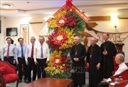 Phó Thủ tướng Trương Hòa Bình chúc mừng Giáng sinh tại Tòa Giám mục Xuân Lộc