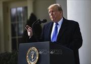 Vụ sân bay Baghdad (Iraq) bị không kích: Tổng thống Trump khẳng định không cần Quốc hội đồng ý