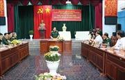 Bộ trưởng Bộ Quốc phòng Ngô Xuân Lịch thăm và chúc Tết tại Bình Phước