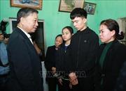 Truy tặng Huân chương Chiến công hạng nhất cho 3 chiến sĩ hy sinh tại Đồng Tâm