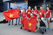 AFC khuyến cáo cổ động viên Việt Nam không vi phạm quyền thương mại