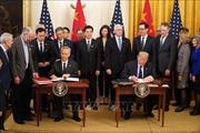 Trung Quốc đánh giá cao thỏa thuận thương mại 'Giai đoạn một' với Mỹ