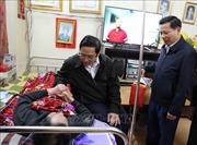 Trưởng Ban Tổ chức Trung ương thăm Trung tâm điều dưỡng thương binh Thuận Thành