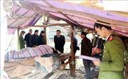 Khám nghiệm tử thi đối tượng gây trọng án tại Lạng Sơn