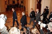 Thượng viện Mỹ bác yêu cầu Nhà Trắng cung cấp tài liệu trong phiên tòa luận tội