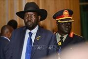 Tổng thống Nam Sudan và phe đối lập nhất trí thành lập chính phủ đoàn kết