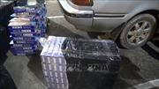 Bắt quả tang vụ vận chuyển gần 12.000 gói thuốc lá lậu