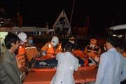 Cứu nạn thuyền viên có dấu hiệu tai biến trên biển