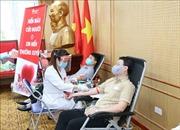 Ban Tổ chức Trung ương hưởng ứng Ngày 'Toàn dân hiến máu tình nguyện'