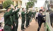 Dịch COVID-19: Hình ảnh bộ đội Cụ Hồ tiếp tục tỏa sáng trong lòng nhân dân