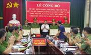 Khen thưởng các đơn vị điều tra, khám phá nhanh vụ giết chủ nhà nghỉ ở Hà Giang