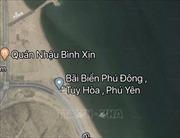 Google Maps gỡ bỏ thông tin sai sự thật về bãi biển Phú Lâm