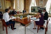Lãnh đạo Mỹ, Pháp nhất trí tổ chức hội nghị G7 theo hình thức trực tiếp