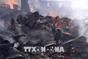 Hỏa hoạn ở Kenya khiến 15 người thiệt mạng, thiệt hại hàng triệu USD