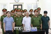 Tuyên phạt bị cáo Phan Văn Anh Vũ 9 năm tù về tội 'Cố ý làm lộ bí mật nhà nước'