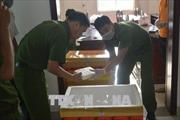 Phát hiện, thu giữ gần 120kg cocain giấu trong container phế liệu