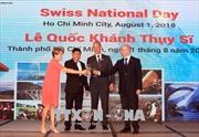 Kỷ niệm Quốc khánh Liên bang Thụy Sĩ