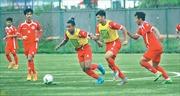 Đội tuyển U23 Nepal đặt mục tiêu giành điểm trước U23 Việt Nam