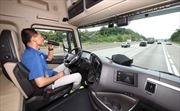 Lần đầu tiên xe tải Hyundai áp dụng công nghệ tự lái trên đường cao tốc