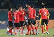 Bóng đá ASIAD 2018: Cả Nhật Bản và Hàn Quốc đều tự tin đoạt cúp vô địch