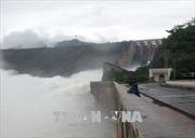 Xả lũ không ảnh hưởng đến ngập lụt tại Chương Mỹ, Hà Nội