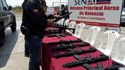 Venezuela thu giữ lô vũ khí lớn nhập khẩu từ Mỹ ngày 3/2