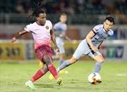 V.League 2019: CLB Sài Gòn hòa 1-1 với CLB Quảng Nam