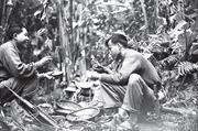 Phóng viên Thông tấn xã ăn Tết ở mặt trận Quảng Trị