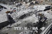 Nổ kho vũ khí tại Syria làm 39 người thiệt mạng