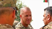 Chuẩn tướng lục quân Mỹ Jeffrey Smiley bị thương trong vụ tấn công ở Kandahar
