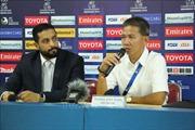 VCK U19 châu Á 2018: HLV Hoàng Anh Tuấn khẳng định quyết tâm học hỏi tích lũy kinh nghiệm