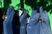 Một loạt vụ nổ rung chuyển Kabul trong ngày bầu cử